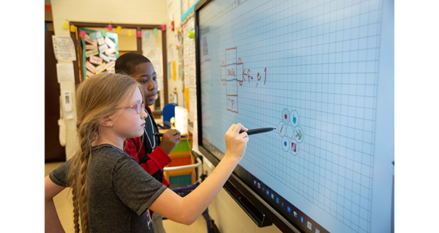 clevertouch éducation