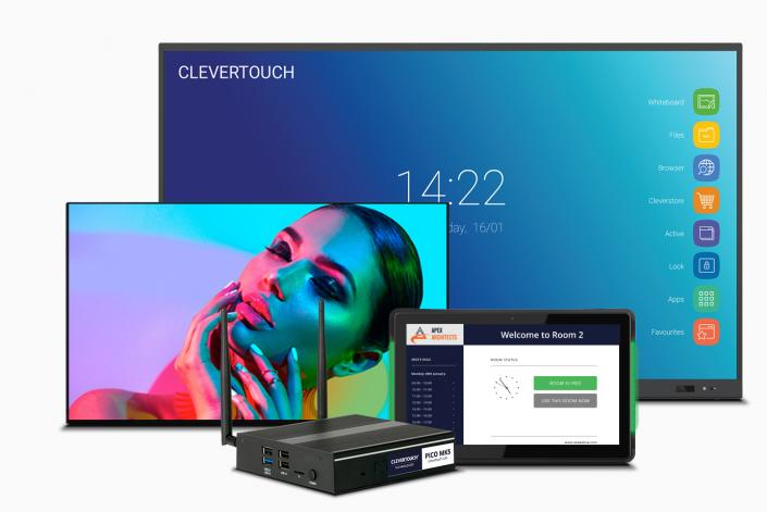 Clevertouch LIVE